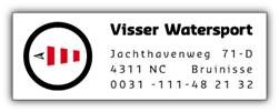 logo visser watersport