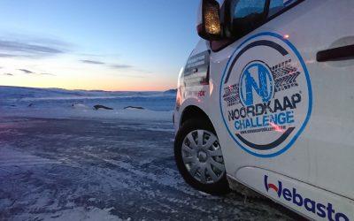 Webasto Noordkaap Challenge december 2019