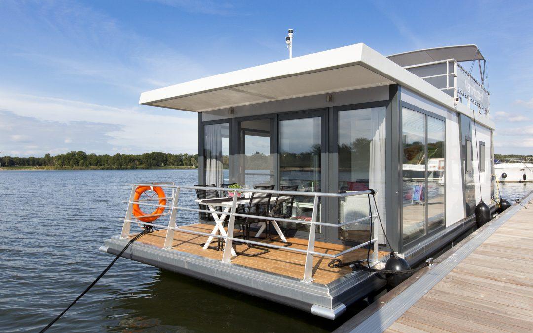 Nederland, VaarKracht WaterHuis project 2021