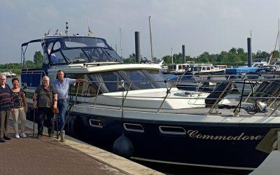 PrivéVaartocht op motorboot